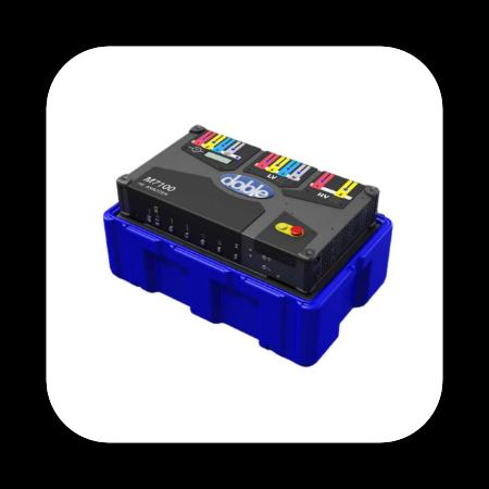 test transformateurs m7100